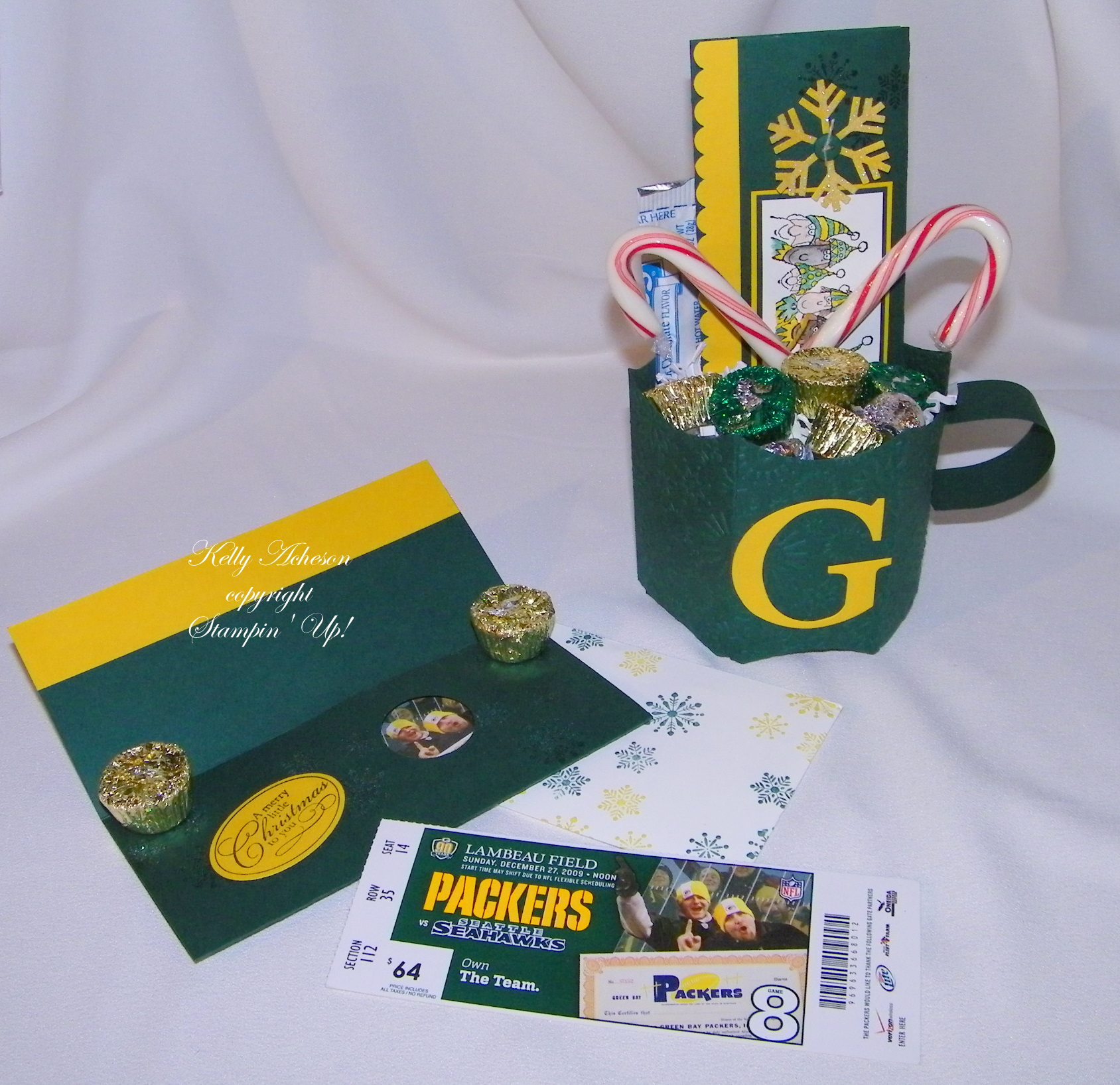 ... Green Bay Packer cocoa cup. 101_3376 & Green Bay Packer Gift Idea - A Stamp Above