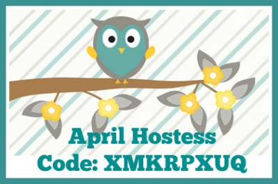 HOSTESS CODE APRIL