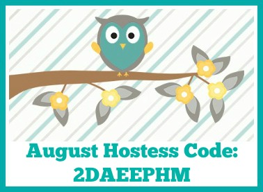 HOSTESS CODE AUG