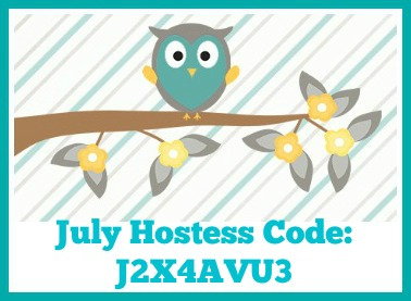 Hostess Code JULY