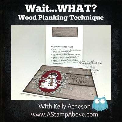 Wood Planking