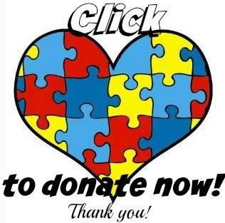 Autism Donate Button