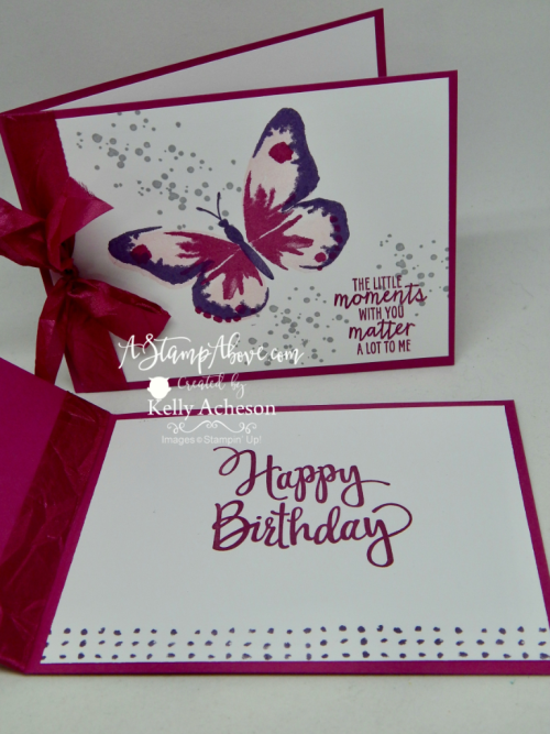 Learn how to use the Stamparatus to do triple time stamping. All details here: www.AStampAbove.com