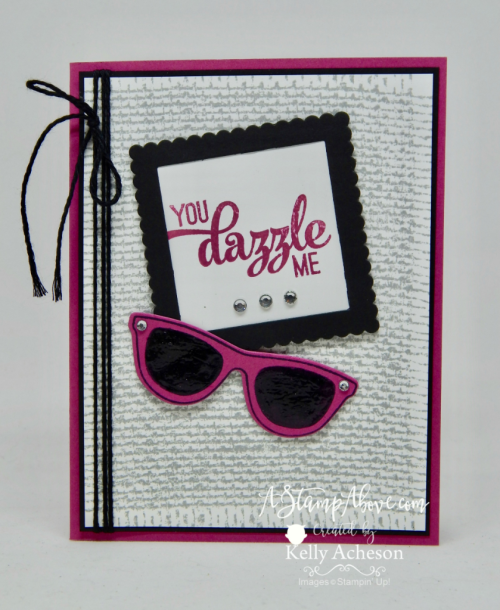 Learn how to make these fun summer cards using the POCKETFUL OF SUNSHINE bundle by Stampin' Up! www.AStampAbove.com