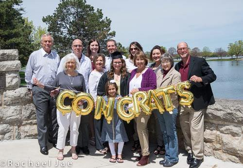 Hailey Acheson's Graduation