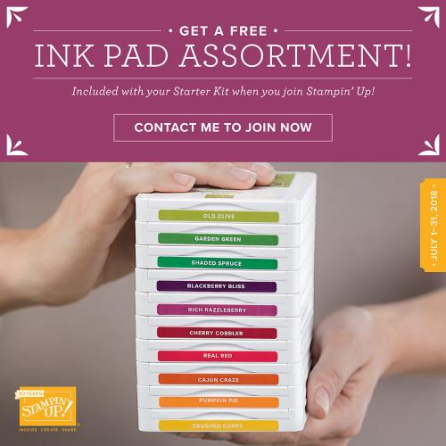 Ink pads 2