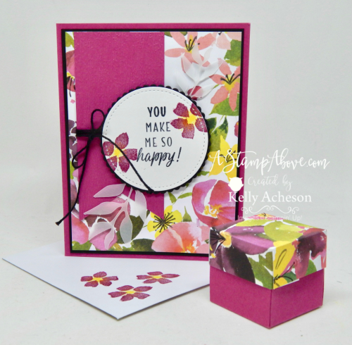 CLICK THE PHOTO TO SEE THE DETAILS - ORDER STAMPIN' UP! PRODUCTS ON-LINE. Purchase the $99 Starter Kit & enjoy a 20% discount! Tons of paper crafting ideas & FREE Online Classes.