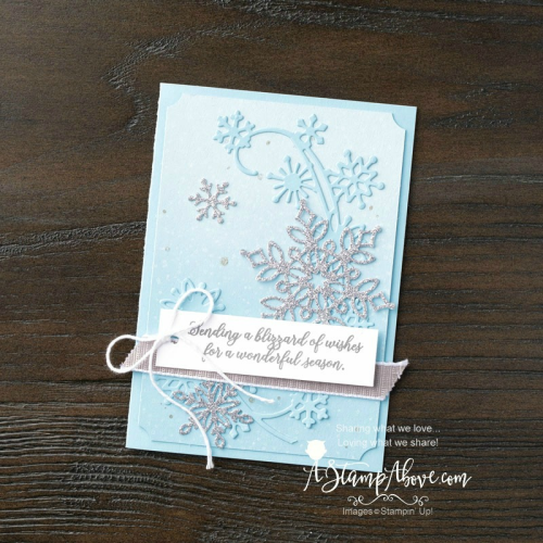 November Only - ORDER STAMPIN' UP! PRODUCTS ON-LINE. Purchase the $99 Starter Kit & enjoy a 20% discount! Tons of paper crafting ideas & FREE Online Classes. www.AStampAbove.com