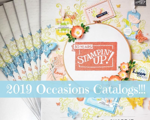 GET A NEW MINI CATALOG IN THE MAIL NOW - ORDER STAMPIN' UP! PRODUCTS ON-LINE. Purchase the $99 Starter Kit & enjoy a 20% discount! Tons of paper crafting ideas & FREE Online Classes. www.AStampAbove.com