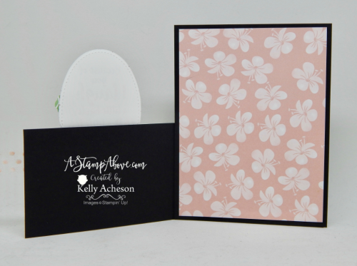 VIDEO TUTORIAL - Learn how to make a Barn Door Panel card and the Kissing Technique in a replay of my Facebook Live video. Watch it every Sunday at 7:00 pm Central Time at https://www.facebook.com/AStampAbove/. www.AStampAbove.com