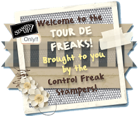 Control Freaks Button