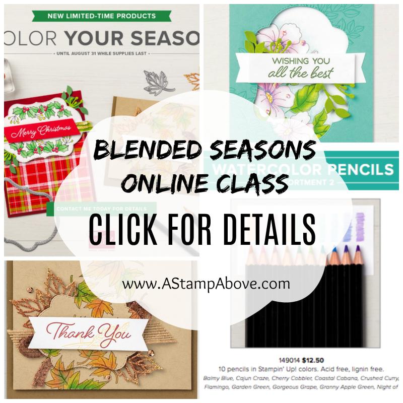 BLENDED SEASONS ONLNE CLASS COVER