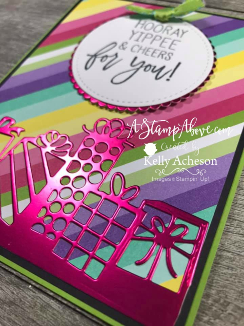 Birthday Cheer Bundle - ❤SHOP❤ CLICK FOR DETAILS - ORDER STAMPIN' UP! PRODUCTS ON-LINE. Purchase the $99 Starter Kit & enjoy a 20% discount! Tons of paper crafting ideas & FREE Online Classes. www.AStampAbove.com