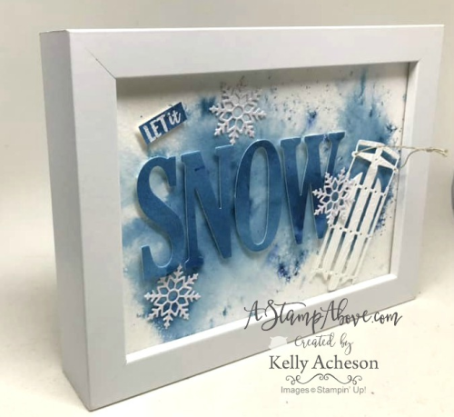 Alpine Adventure Video Tutorial - ORDER STAMPIN' UP! PRODUCTS ON-LINE. Purchase the $99 Starter Kit & enjoy a 20% discount! Tons of paper crafting ideas & FREE Online Classes. www.AStampAbove.com