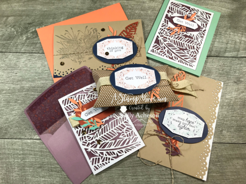 Paper Pumpkin Kit - ORDER STAMPIN' UP! PRODUCTS ON-LINE. Purchase the $99 Starter Kit & enjoy a 20% discount! Tons of paper crafting ideas & FREE Online Classes. www.AStampAbove.com