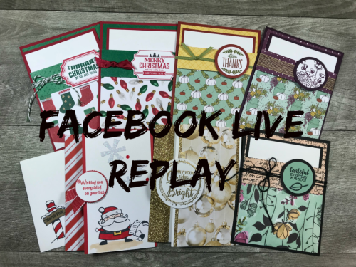 Join me for Facebook Live - ORDER STAMPIN' UP! PRODUCTS ON-LINE. Purchase the $99 Starter Kit & enjoy a 20% discount! Tons of paper crafting ideas & FREE Online Classes. www.AStampAbove.com