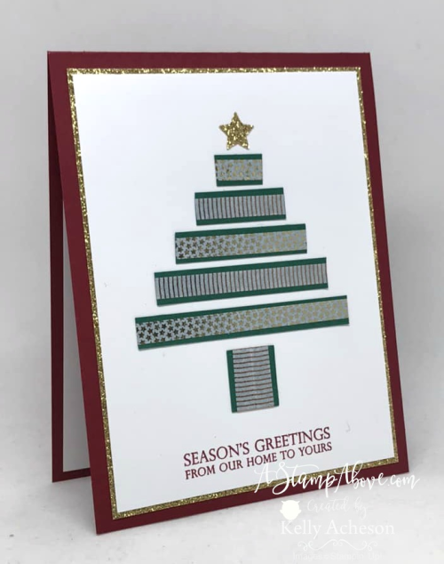 Washi Tape & Stocking Stuffer Video - ORDER STAMPIN' UP! PRODUCTS ON-LINE. Purchase the $99 Starter Kit & enjoy a 20% discount! Tons of paper crafting ideas & FREE Online Classes. www.AStampAbove.com
