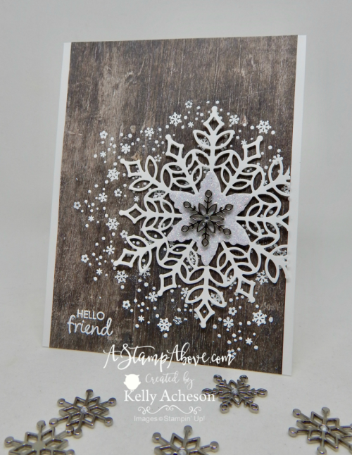 Video tutorial - ORDER STAMPIN' UP! PRODUCTS ON-LINE. Purchase the $99 Starter Kit & enjoy a 20% discount! Tons of paper crafting ideas & FREE Online Classes. www.AStampAbove.com