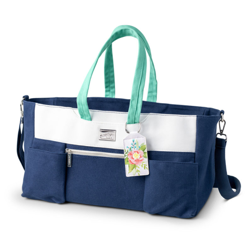 Get this tote - more details! ORDER STAMPIN' UP! PRODUCTS ON-LINE. Purchase the $99 Starter Kit & enjoy a 20% discount! Tons of paper crafting ideas & FREE Online Classes. www.AStampAbove.com