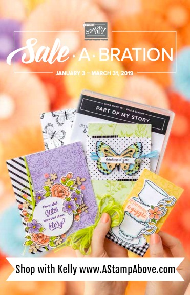 Get the new SAB Brochure - ORDER STAMPIN' UP! PRODUCTS ON-LINE. Purchase the $99 Starter Kit & enjoy a 20% discount! Tons of paper crafting ideas & FREE Online Classes. www.AStampAbove.com