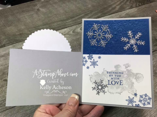 Watch my FB Live when you click on this photo - ORDER STAMPIN' UP! PRODUCTS ON-LINE. Purchase the $99 Starter Kit & enjoy a 20% discount! Tons of paper crafting ideas & FREE Online Classes. www.AStampAbove.com
