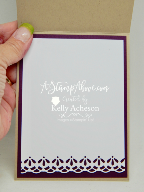 SNEAK PEEK (see the front) - CLICK THE PHOTO TO SEE THE DETAILS - ORDER STAMPIN' UP! PRODUCTS ON-LINE. Purchase the $99 Starter Kit & enjoy a 20% discount! Tons of paper crafting ideas & FREE Online Classes.