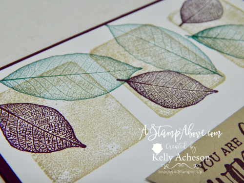 Rooted in Nature - ORDER STAMPIN' UP! PRODUCTS ON-LINE. Purchase the $99 Starter Kit & enjoy a 20% discount! Tons of paper crafting ideas & FREE Online Classes. www.AStampAbove.com