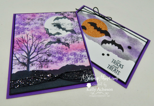Spooky Sweets - ORDER STAMPIN' UP! PRODUCTS ON-LINE. Purchase the $99 Starter Kit & enjoy a 20% discount! Tons of paper crafting ideas & FREE Online Classes. www.AStampAbove.com