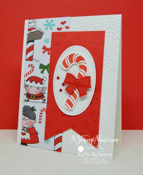 Candy Cane Season Bundle - ORDER STAMPIN' UP! PRODUCTS ON-LINE. Purchase the $99 Starter Kit & enjoy a 20% discount! Tons of paper crafting ideas & FREE Online Classes. www.AStampAbove.com