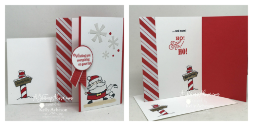 Santa's Workshop - Join me for Facebook Live - ORDER STAMPIN' UP! PRODUCTS ON-LINE. Purchase the $99 Starter Kit & enjoy a 20% discount! Tons of paper crafting ideas & FREE Online Classes. www.AStampAbove.com