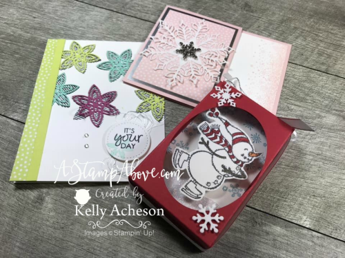 FACEBOOK LIVE - join me on Sunday nights at https://www.facebook.com/AStampAbove/ for a FREE stamping class with PRIZES!!! ORDER STAMPIN' UP! PRODUCTS ON-LINE. Purchase the $99 Starter Kit & enjoy a 20% discount! Tons of paper crafting ideas & FREE Online Classes. www.AStampAbove.com