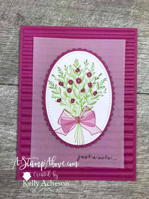 Sneak Peek - ORDER STAMPIN' UP! PRODUCTS ON-LINE. Purchase the $99 Starter Kit & enjoy a 20% discount! Tons of paper crafting ideas & FREE Online Classes. www.AStampAbove.com