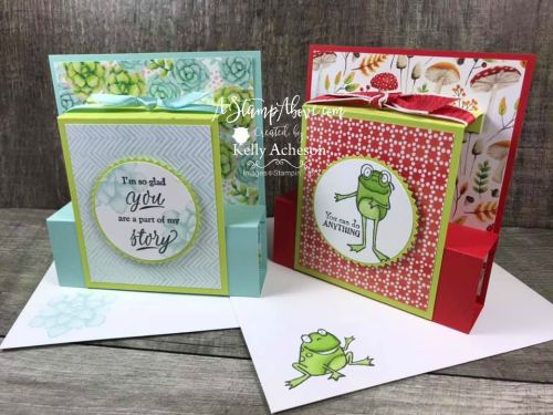 Watch my Facebook Live to learn how to make these FLAT POP UP CARDS  ❤SHOP❤ CLICK FOR DETAILS - ORDER STAMPIN' UP! PRODUCTS ON-LINE. Purchase the $99 Starter Kit & enjoy a 20% discount! Tons of paper crafting ideas & FREE Online Classes. www.AStampAbove.com