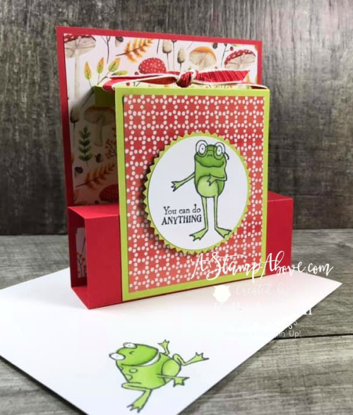 Watch my Facebook Live to learn how to make this FLAT POP UP CARDS  ❤SHOP❤ CLICK FOR DETAILS - ORDER STAMPIN' UP! PRODUCTS ON-LINE. Purchase the $99 Starter Kit & enjoy a 20% discount! Tons of paper crafting ideas & FREE Online Classes. www.AStampAbove.com