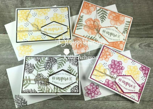 Watch my Facebook Live to learn how to make these Note Cards  ❤SHOP❤ CLICK FOR DETAILS - ORDER STAMPIN' UP! PRODUCTS ON-LINE. Purchase the $99 Starter Kit & enjoy a 20% discount! Tons of paper crafting ideas & FREE Online Classes. www.AStampAbove.com