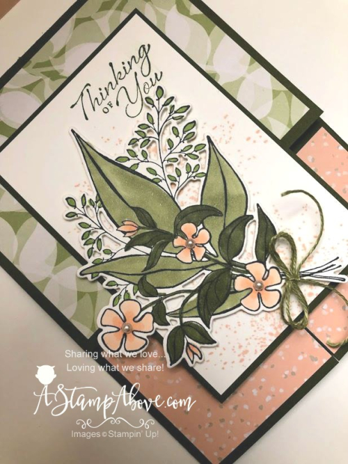 NEW Online Class Available ❤SHOP❤ CLICK FOR DETAILS - ORDER STAMPIN' UP! PRODUCTS ON-LINE. Purchase the $99 Starter Kit & enjoy a 20% discount! Tons of paper crafting ideas & FREE Online Classes. www.AStampAbove.com