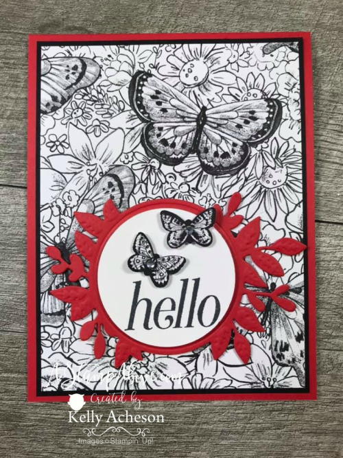 Learn how to use the Big Shot Embossing Mats - Click for details - ❤️SHOP❤️ - ORDER STAMPIN' UP! PRODUCTS ON-LINE. Purchase the $99 Starter Kit & enjoy a 20% discount! Tons of paper crafting ideas & FREE Online Classes. www.AStampAbove.com