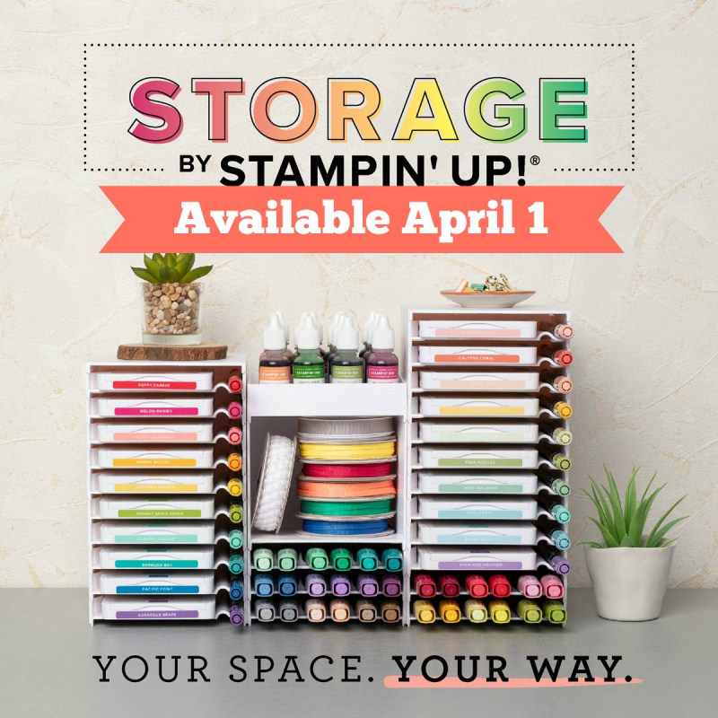 Storage - April 1