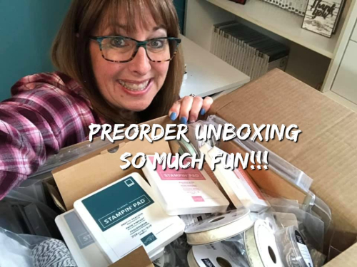 Video Unboxing!!! Click for details - ❤️SHOP❤️ - ORDER STAMPIN' UP! PRODUCTS ON-LINE. Purchase the $99 Starter Kit & enjoy a 20% discount! Tons of paper crafting ideas & FREE Online Classes. www.AStampAbove.com