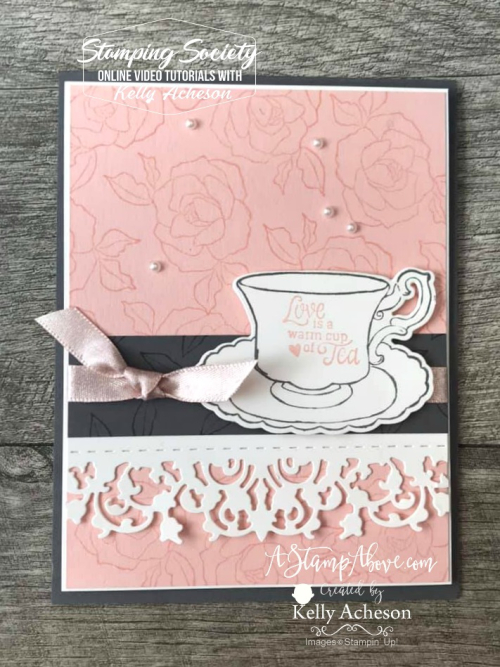 6 Free Tutorials -  Click for details - ❤️SHOP❤️ - ORDER STAMPIN' UP! PRODUCTS ON-LINE. Purchase the $99 Starter Kit & enjoy a 20% discount! Tons of paper crafting ideas & FREE Online Classes. www.AStampAbove.com