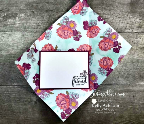 Magic Envelope Card - Click for details - ❤️SHOP❤️ - ORDER STAMPIN' UP! PRODUCTS ON-LINE. Purchase the $99 Starter Kit & enjoy a 20% discount! Tons of paper crafting ideas & FREE Online Classes. www.AStampAbove.com