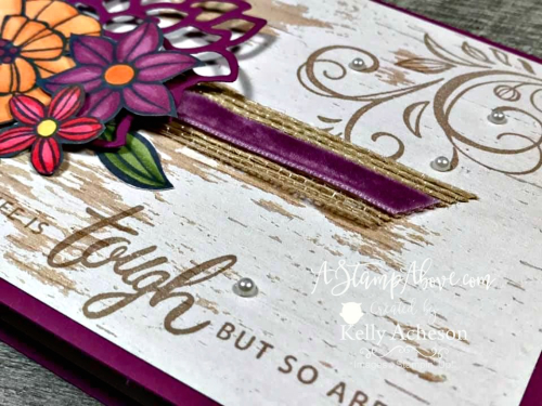 Video Tutorial - Falling Flowers Retiring - Click for details - ❤️SHOP❤️ - ORDER STAMPIN' UP! PRODUCTS ON-LINE. Purchase the $99 Starter Kit & enjoy a 20% discount! Tons of paper crafting ideas & FREE Online Classes. www.AStampAbove.com