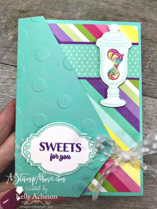 Sweetest Thing Bundle TriFold - Retiring - -  Click for details - ❤️SHOP❤️ - ORDER STAMPIN' UP! PRODUCTS ON-LINE. Purchase the $99 Starter Kit & enjoy a 20% discount! Tons of paper crafting ideas & FREE Online Classes. www.AStampAbove.com