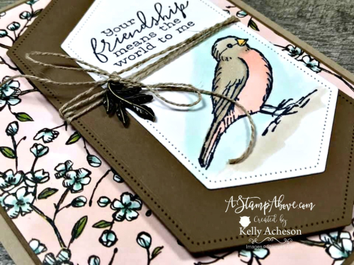 Bird Ballad Sneak Peek - Click for details - ❤️SHOP❤️ - ORDER STAMPIN' UP! PRODUCTS ON-LINE. Purchase the $99 Starter Kit & enjoy a 20% discount! Tons of paper crafting ideas & FREE Online Classes. www.AStampAbove.com