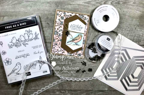 Bird Ballad Sneak Peek - Click for details - ❤️SHOP❤️ - ORDER STAMPIN' UP! PRODUCTS ON-LINE. Purchase the $99 Starter Kit & enjoy a 20% discount! Tons of paper crafting ideas & FREE Online Classes. www.AStampAbove.com60625935_10219379647264366_7467480554598825984_n
