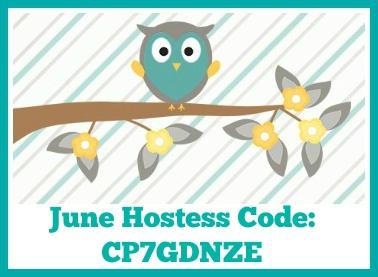 Hostess Code June 2