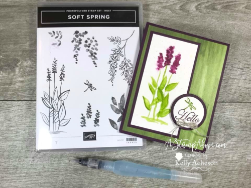No Line Watercoloring Technique VIDEO TUTORIAL - Click for details - ❤️SHOP❤️ - ORDER STAMPIN' UP! PRODUCTS ON-LINE. Purchase the $99 Starter Kit & enjoy a 20% discount! Tons of paper crafting ideas & FREE Online Classes. www.AStampAbove.com