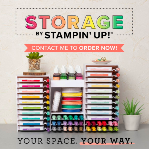 COMING APRIL 1ST! - Click for details - ❤️SHOP❤️ - ORDER STAMPIN' UP! PRODUCTS ON-LINE. Purchase the $99 Starter Kit & enjoy a 20% discount! Tons of paper crafting ideas & FREE Online Classes. www.AStampAbove.com