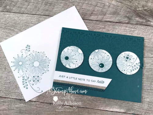 FACEBOOK LIVE REPLAY VIDEO TUTORIAL - A LITTLE LACE BUNDLE - Click for details - ❤️SHOP❤️ - ORDER STAMPIN' UP! PRODUCTS ON-LINE. Purchase the $99 Starter Kit & enjoy a 20% discount! Tons of paper crafting ideas & FREE Online Classes. www.AStampAbove.com