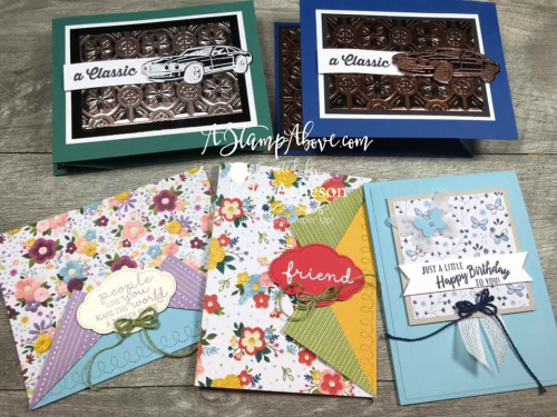 Facebook Live Video - Click for details - ❤️SHOP❤️ - ORDER STAMPIN' UP! PRODUCTS ON-LINE. Purchase the $99 Starter Kit & enjoy a 20% discount! Tons of paper crafting ideas & FREE Online Classes. www.AStampAbove.com